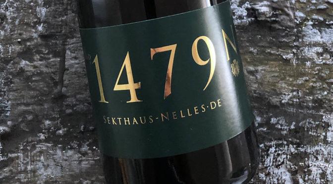 2017 Weingut Nelles, Riesling Deutscher Sekt Brut, Ahr, Tyskland