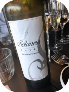 2019 Globus Wine, Solanera Sauvignon Blanc, Colchagua, Chile