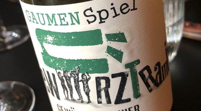 2016 Peter Mertes KG Weinkellerei, Gewürztraminer Gaumenspiel Lieblich, Rheinhessen, Tyskland