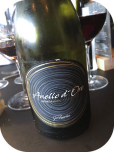2018 Globus Wine, Anello d'Oro Negroamaro Primitivo, Puglia, Italien