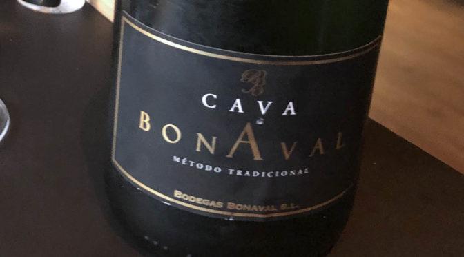 N.V. Bodegas Bonaval, Cava Brut, Extremadura, Spanien