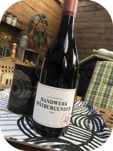 2018 Weingut Julia Bertram, Handwerk Spätburgunder, Ahr, Tyskland