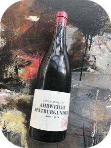 2018 Weingut Bertram Baltes, Ahrweiler Spätburgunder, Ahr, Tyskland