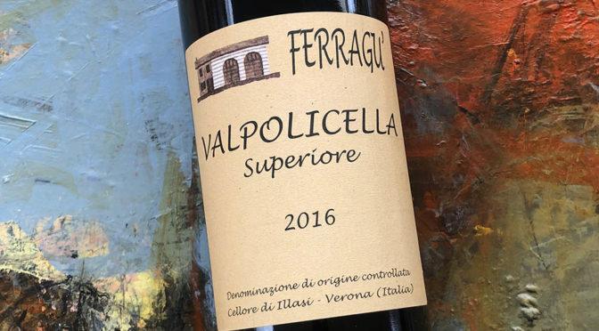 2016 Ferragù, Valpolicella Superiore, Veneto, Italien