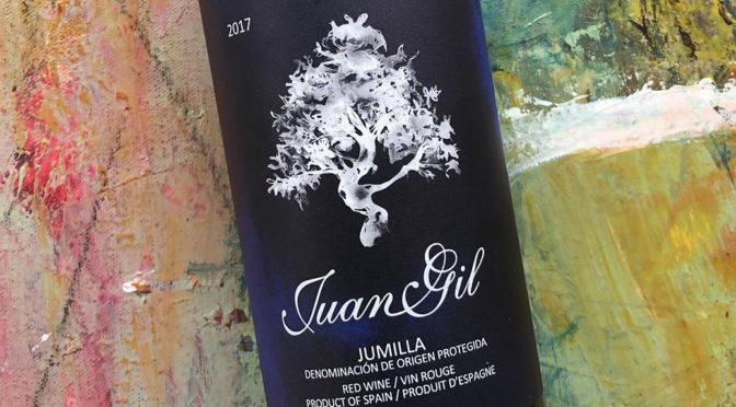 2017 Juan Gil, Blue Label, Jumilla, Spanien