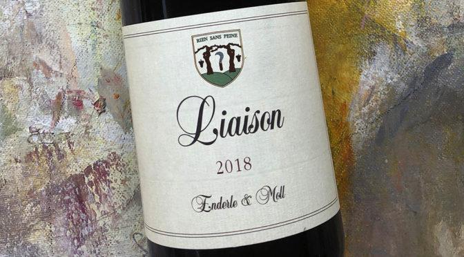 2018 Weingut Enderle & Moll, Pinot Noir Liaison, Baden, Tyskland