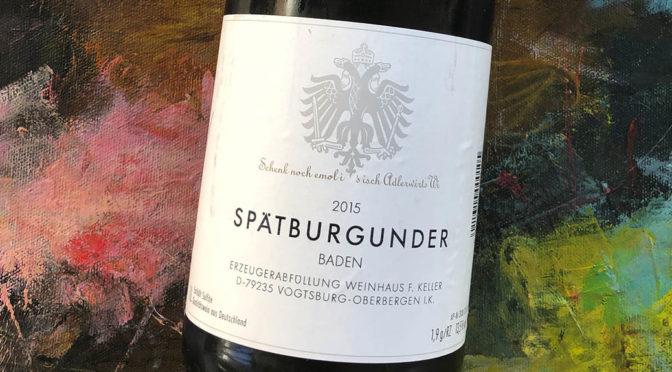 2015 Weingut Franz Keller Schwarzer Adler, Spätburgunder, Baden, Tyskland