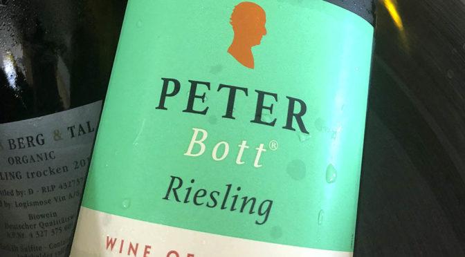 2019 Wein- und Sektkellerei Einig-Zenzen, Peter Bott Riesling, Rheinhessen, Tyskland