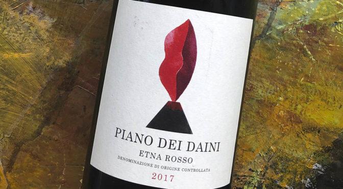 2017 Tenuta Bosco, Piano dei Daini Etna Rosso, Sicilien, Italien