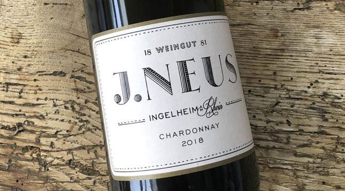 2018 Weingut J. Neus, Chardonnay, Rheinhessen, Tyskland