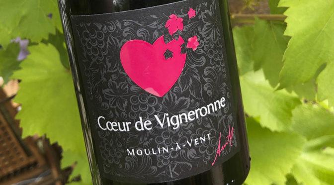 2018 Domaine Anita, Moulin-à-Vent Cœur de Vigneronne, Bourgogne, Frankrig