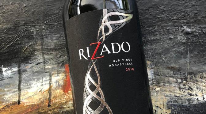 2016 Bodegas Trenza, Rizado Old Vines Monastrell, Murcia, Spanien