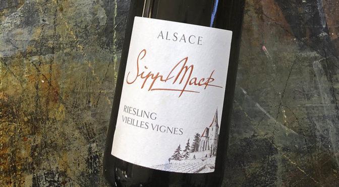 2016 Domaine Sipp Mack, Riesling Vieilles Vignes, Alsace, Frankrig