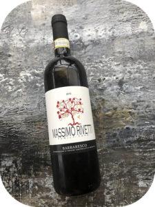 2016 Massimo Rivetti, Barbaresco, Piemonte, Italien