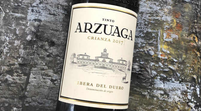 2017 Bodegas Arzuaga Navarro, Crianza, Ribera del Duero, Spanien