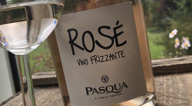 2019 Pasqua Vigneti e Cantine, Rosé Vino Frizzante, Veneto, Italien