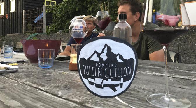 Julien Guillon smagning … den gode biodynamiske, schweiziske vildmand