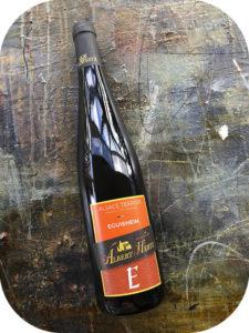 2017 Domaine Albert Hertz, Eguisheim Vieilles Vignes Riesling, Alsace, Frankrig