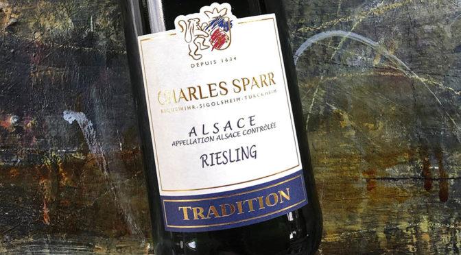 2018 Charles Sparr, Riesling Tradition, Alsace, Frankrig