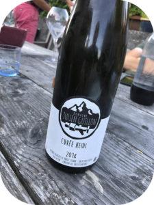 2018 Julien Guillon, Cuvée Heidi, Valais, Schweiz