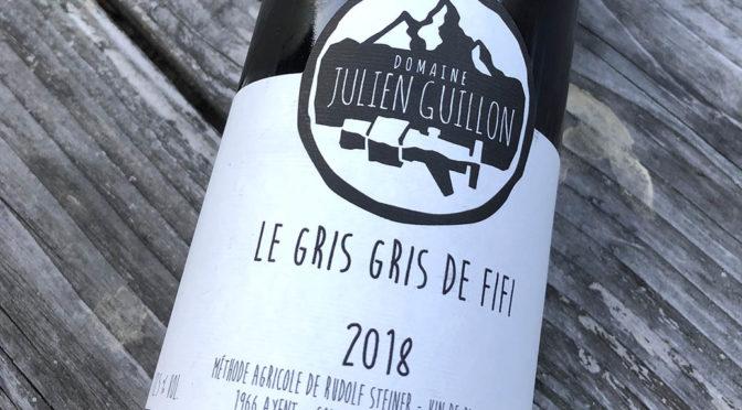 2018 Julien Guillon, Le Gris Gris de Fifi, Valais, Schweiz