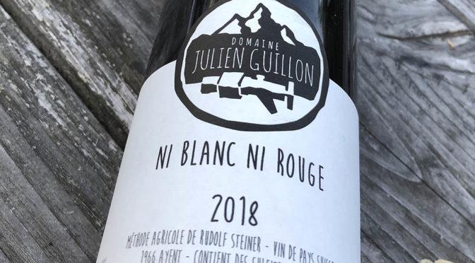 2018 Julien Guillon, Ni Blanc Ni Rouge, Valais, Schweiz