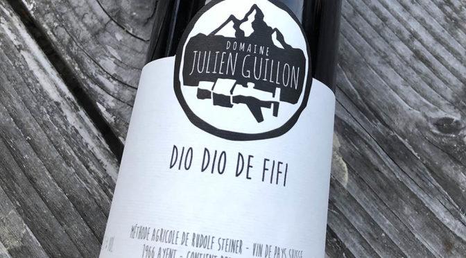2018 Julien Guillon, Dio Dio de Fifi, Valais, Schweiz