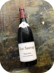 2012 Chat Sauvage, Lorcher Schlossberg Pinot Noir, Rheingau, Tyskland