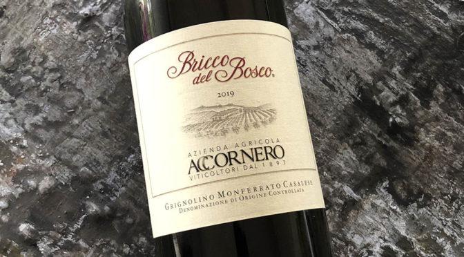 2019 Accornero, Bricco del Bosco Grignolino del Monferrato Casalese, Piemonte, Italien