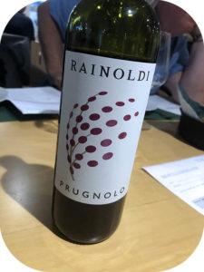 2016 Rainoldi, Prugnolo Valtellina Superiore, Lombardiet, Italien