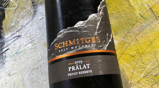 2019 Weingut Schmitges, Erdener Prälat Riesling Privat Reserve, Mosel, Tyskland