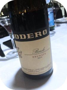 2015 Oddero,Barolo Brunate, Piemonte, Italien