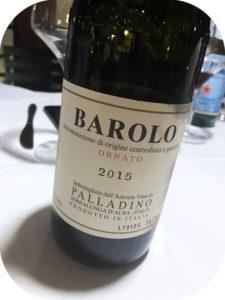 2015 Palladino, Barolo Ornato, Piemonte, Italien