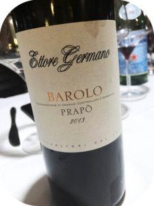 2015 Ettore Germano, Barolo Prapò, Piemonte, Italien