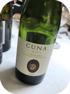 2015 Podere Santa Felicita, Cuna Pinot Noir, Toscana, Italien