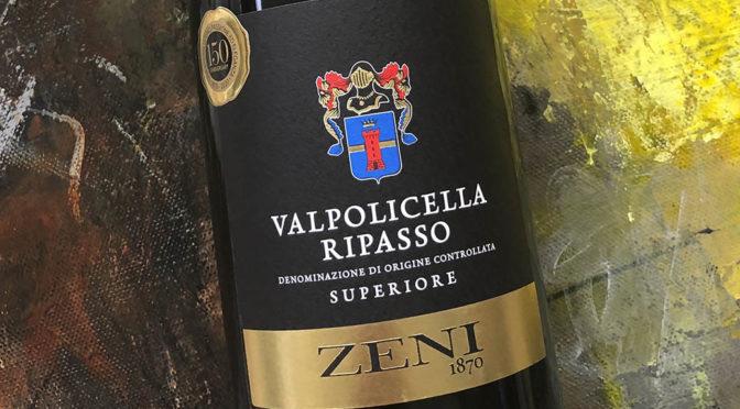 2018 Zeni, Valpolicella Ripasso Superiore, Veneto, Italien