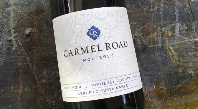 2017 Carmel Road Winery, Monterey Pinot Noir, Californien, USA