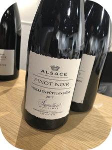 2017 Domaine Viticole de la Ville de Colmar, Pinot Noir Vielli en Fûts de Chêne, Alsace, Frankrig