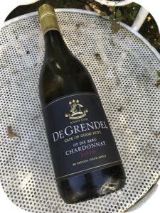 2019 De Grendel, Op die Berg Chardonnay, Western Cape, Sydafrika