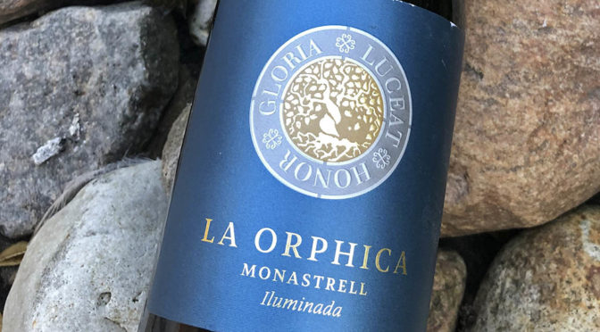 2018 Bodega Trenza, La Orphica Monastrell Iluminada, Murcia, Spanien