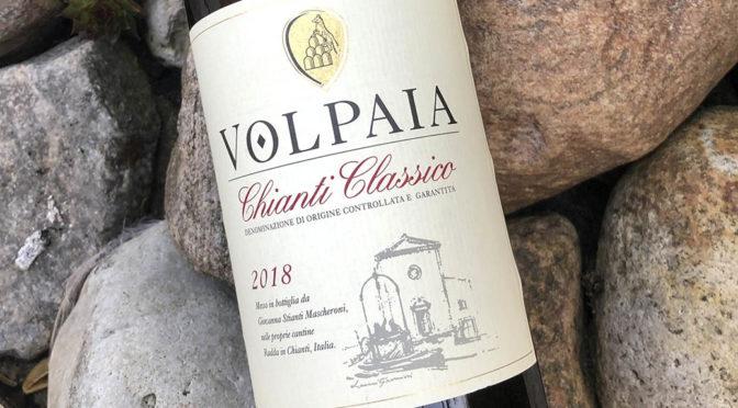 2018 Castello di Volpaia, Chianti Classico, Toscana, Italien