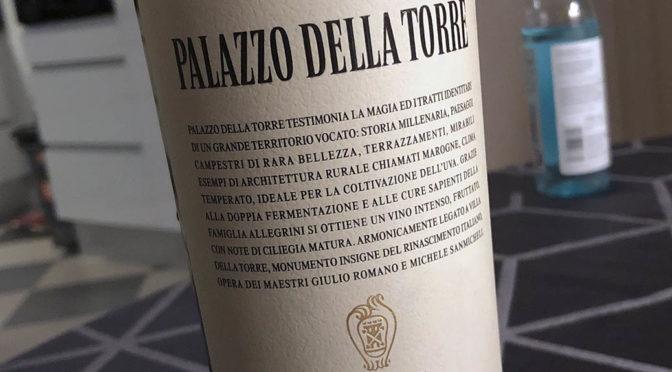 2016 Allegrini, Palazzo Della Torre, Veneto, Italien