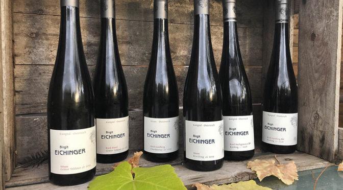 Houlberg tester vine fra Weingut Birgit Eischinger … sød winzerin i Straß im Straßertale