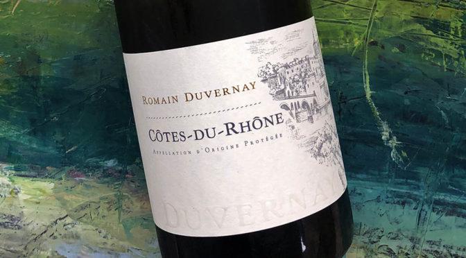 2018 Newrhône Millésimes, Romain Duvernay Côtes du Rhône Blanc, Rhône, Frankrig