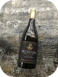 2017 De Grendel, Op die Berg Pinot Noir, Sydafrika