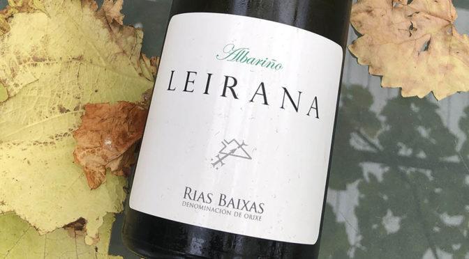 2019 Bodegas Forjas del Salnés, Leirana, Rías Baixas, Spanien