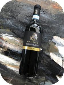 2017 Grifalco, Aglianico del Vulture Gricos, Basilicata, Italien