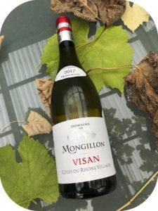 2017 Domaine de Mongillon, Visan Côtes du Rhône Villages Blanc, Rhône, Frankrig