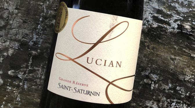 2016 Cave des Vignerons de Saint Saturnin, Lucian Grande Réserve, Languedoc, Frankrig