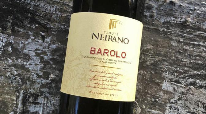 2015 Tenute Neirano, Barolo, Piemonte, Italien